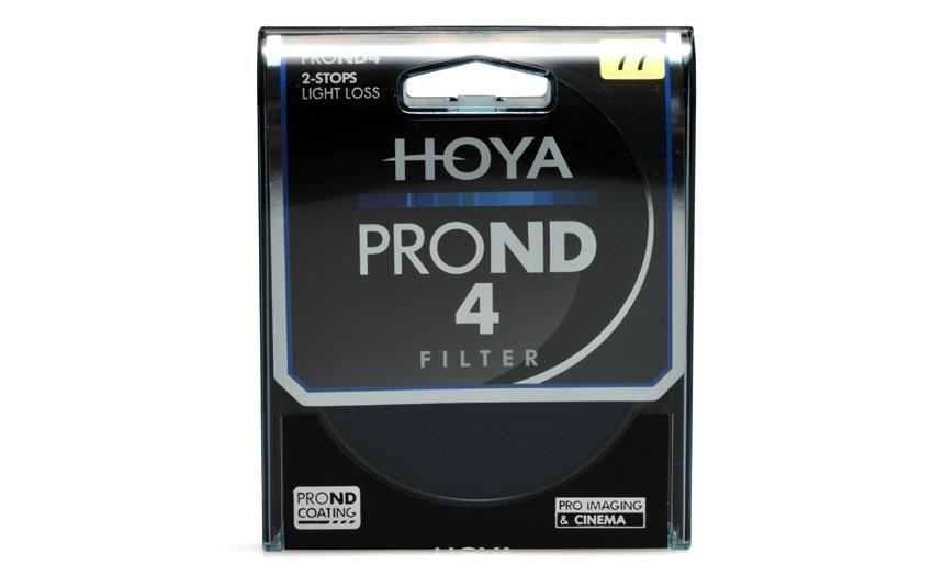 HOYA filtr ND 4x PRO 82 mm
