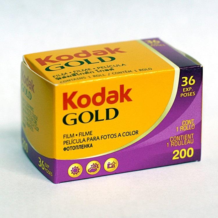 KODAK Gold 200/135-36