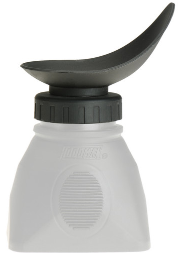 HOODMAN očnicová mušle s lupou HMAG3.0