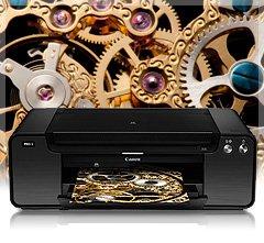CANON instalace tiskárny řady iPF