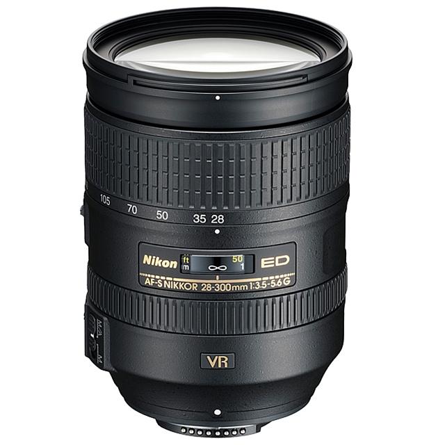 NIKON 28-300/3,5-5,6 G ED VR AF-S