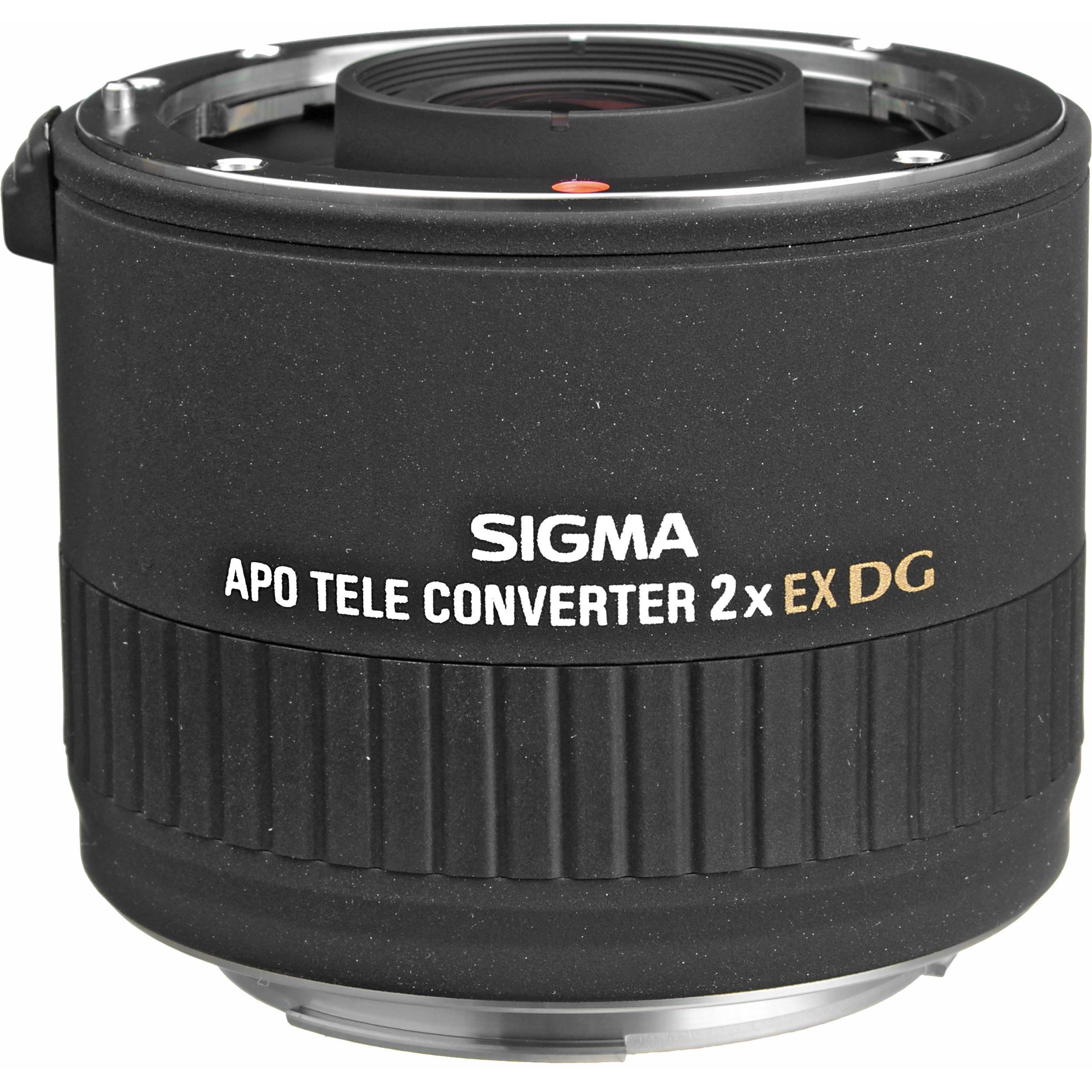 SIGMA Telekonvertor 2x APO EX DG pro Sigmu