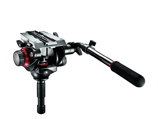 MANFROTTO 504 HD - videohlava