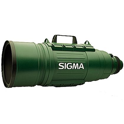 SIGMA 200-500 mm f/2,8 EX DG pro Canon
