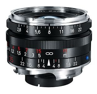 ZEISS C Biogon T* 35 mm f/2,8 ZM černý