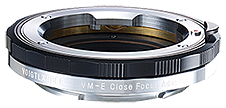 VOIGTLÄNDER adaptér objektivu Leica M na tělo Sony E (Close Focus)