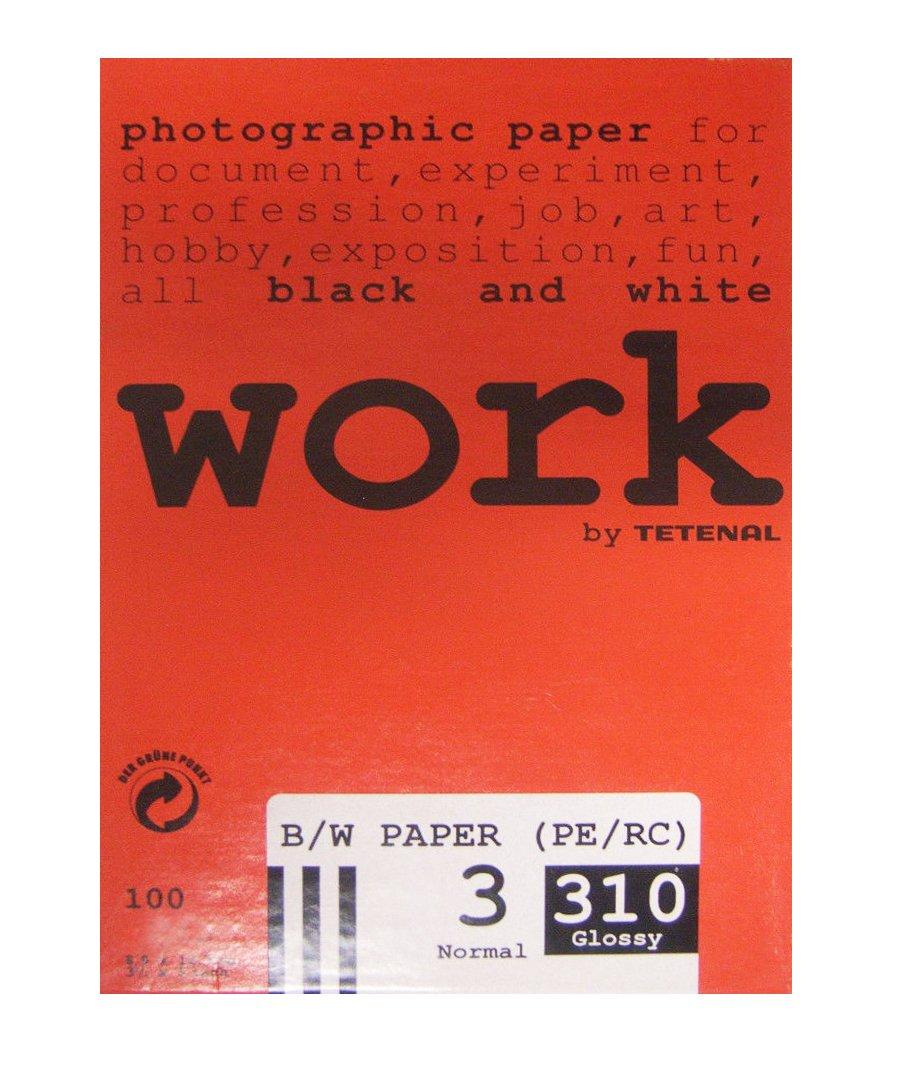 TETENAL work 13x18 3glossy (100 listů)