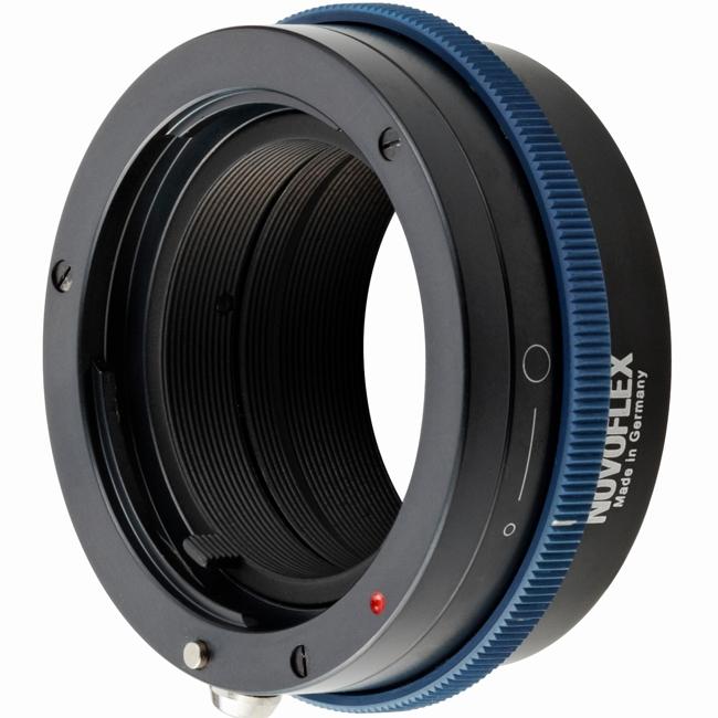 NOVOFLEX Adapter NEX/MIN-AF pro obj. Sony A na tělo Sony E