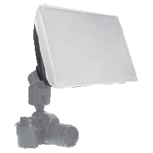 DORR GoFlash softbox silver