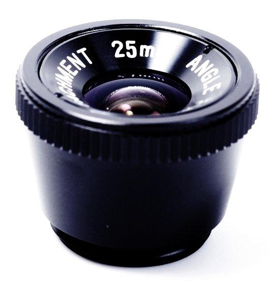 VOIGTLÄNDER okulár 25 mm k úhlovému hledáčku Bessa