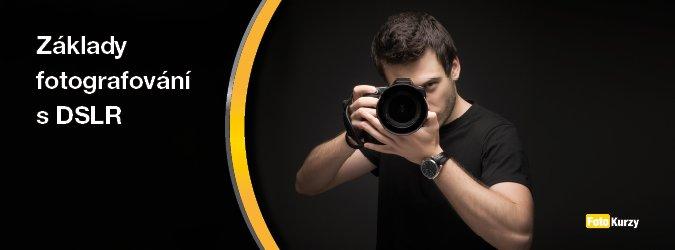 KURZ - Začínáme fotit zrcadlovkou NIKON