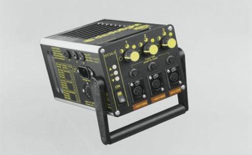 DEDOLIGHT DT24-3 řídící jednotka pro 3ks DLH4