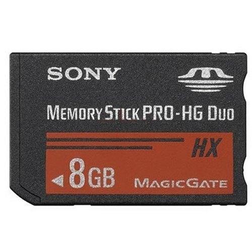 SONY MemoryStick PRO DUO 8GB MS-HX8B