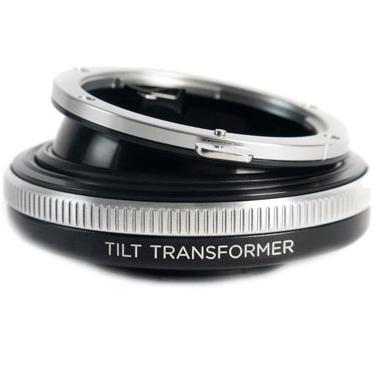 LENSBABY TILT adaptér MFT pro objektivy Nikon D