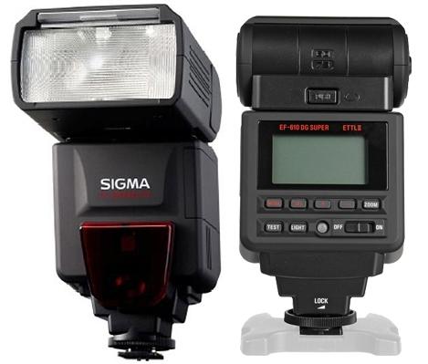 SIGMA EF-610 DG Super pro Canon