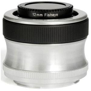 LENSBABY Scout Fisheye pro Nikon