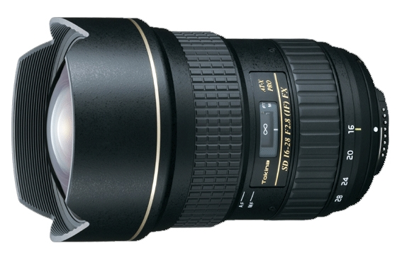 TOKINA 16-28 mm f/2,8 AT-X SD PRO IF FX pro Nikon F