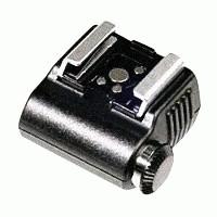 PENTAX adaptér pro kontakt blesku - OFF-CAMERA SHOE ADAPTER F