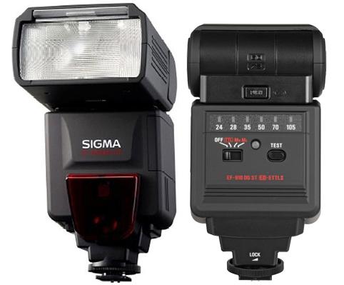 SIGMA EF-610 DG ST pro Canon