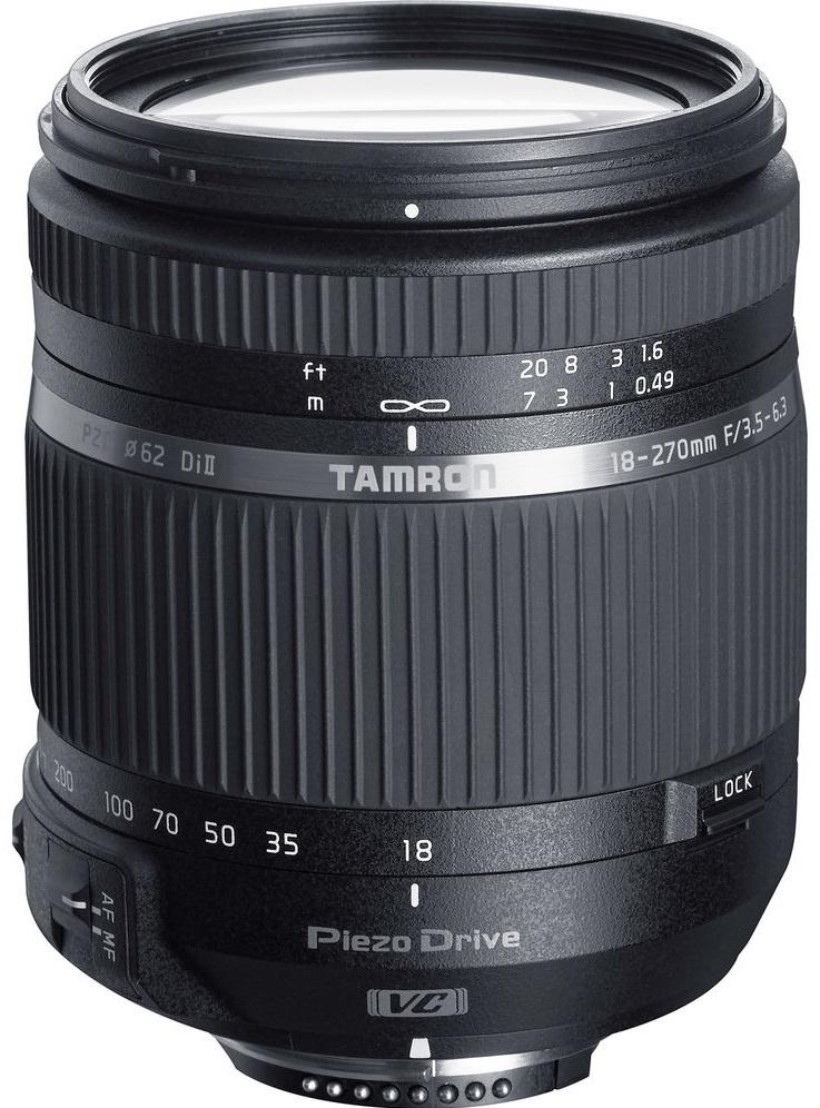 TAMRON 18-270 mm f/3,5-6,3 Di II VC PZD pro Nikon F