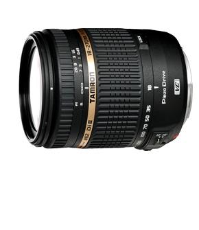 TAMRON 18-270 mm f/3,5-6,3 Di II PZD pro Sony A