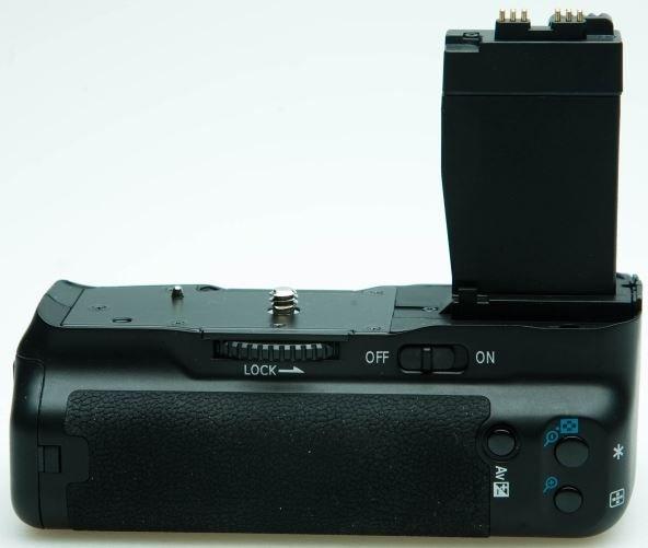 MEIKE bateriový grip BG-E8 pro Canon EOS 600/650/700D