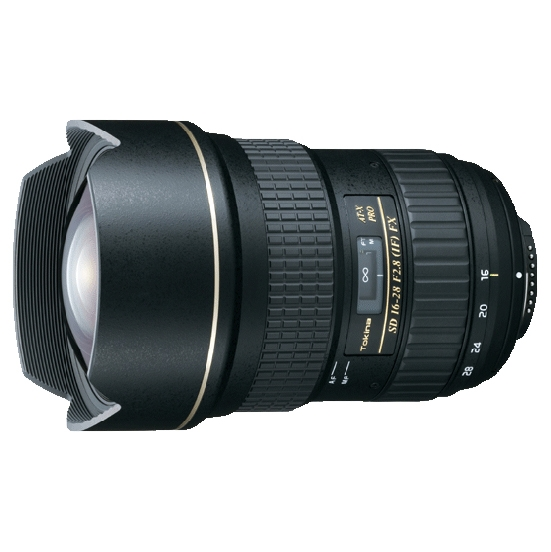 TOKINA 16-28 mm f/2,8 AT-X SD PRO IF FX pro Canon EF