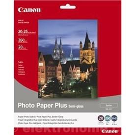 CANON inkjet 260g Satin 25x30/20 SG-201