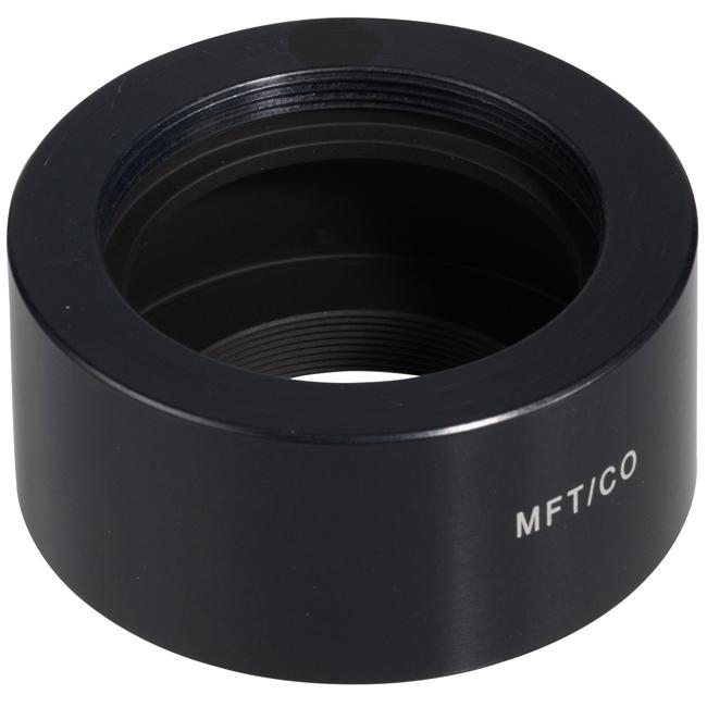 NOVOFLEX Adaptér MFT/CO objektiv závit M42 na tělo Olympus/Panasonic MFT