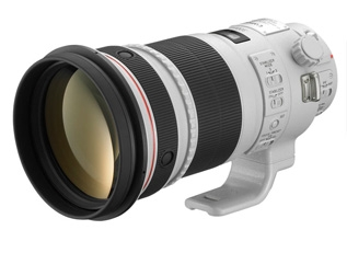 CANON EF 300 mm f/2,8 L IS II