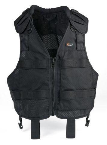 LOWEPRO S&F Technical Vest - fotografická vesta S/M