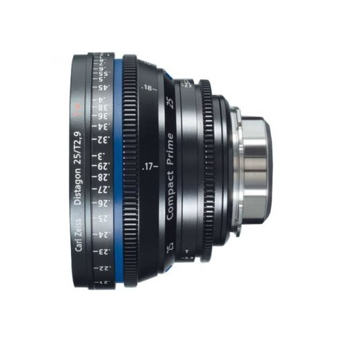 ZEISS CP.2 25 mm T2,1 Distagon T*  EF-mount