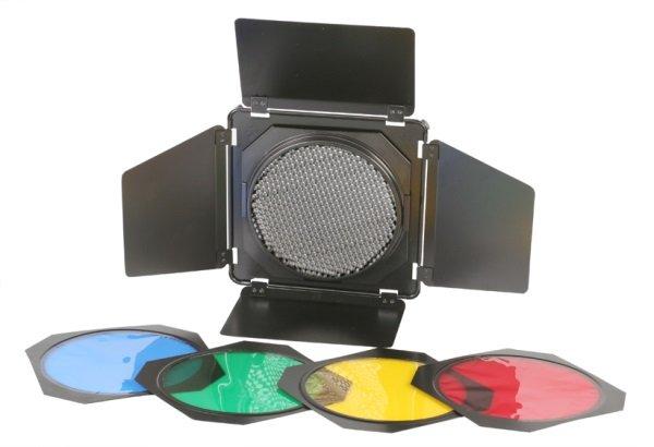 TERRONIC Basic Kit - klapky 16,5 cm + voštinový filtr + barevné filtry