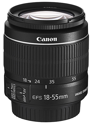 CANON EF-S 18-55 mm f/3.5-5.6 IS II