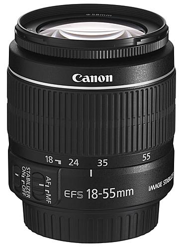 CANON EF-S 18-55 mm f/3.5-5.6 IS II