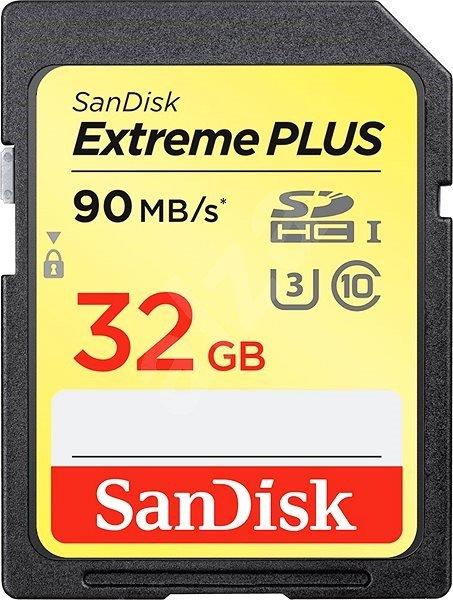 SANDISK SDHC 32GB EXTREME