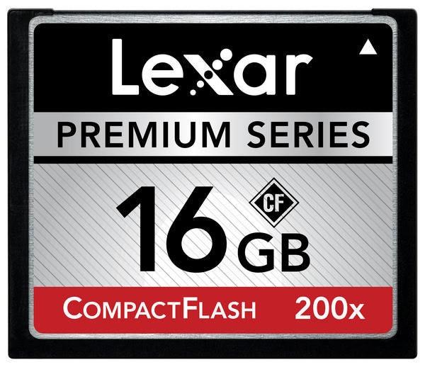 LEXAR CF 16GB 200X