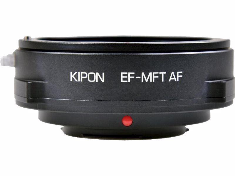 KIPON adaptér objektivu Canon EF na tělo MFT AF II