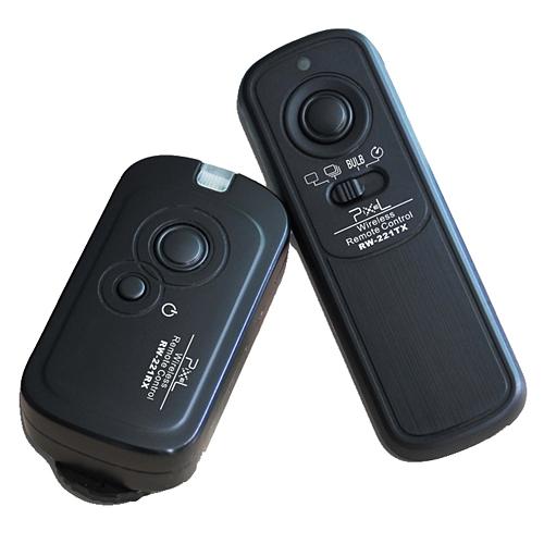 PIXEL spoušť rádiová OPPILAS RW-221/N3 pro Canon EOS 7D/6D/5D/1D - 100 m