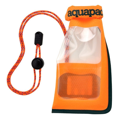 AQUAPAC 034 obal na telefon mini - orange