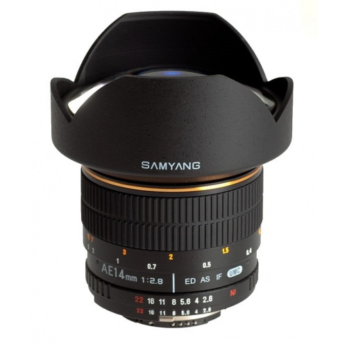 SAMYANG 14 mm f/2,8 ED AS IF UMC pro Olympus FT