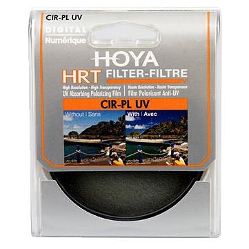 HOYA filtr polarizační cirkulární HRT 62 mm
