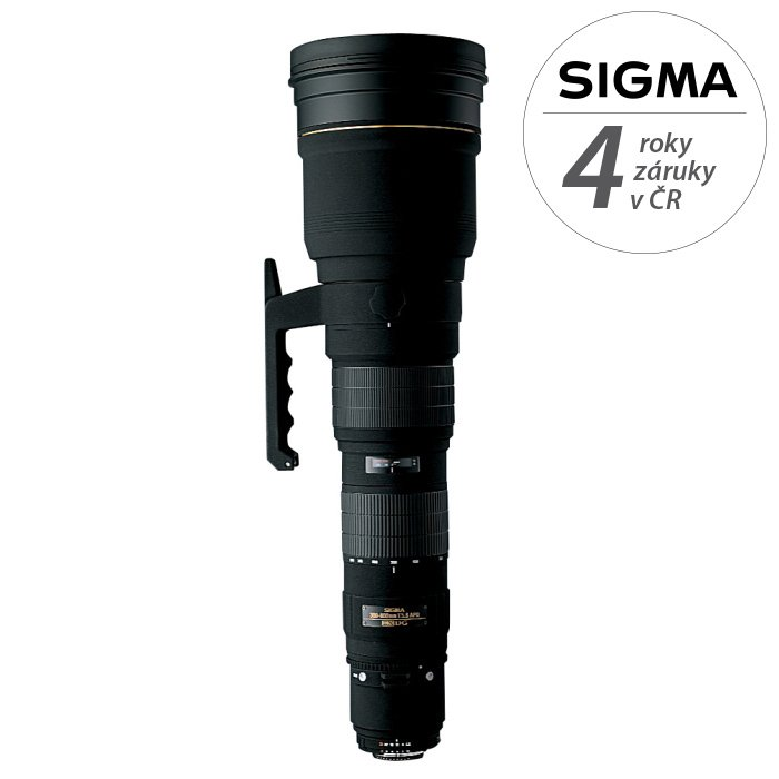 SIGMA 300-800 mm f/5,6 APO EX DG HSM pro Sigma
