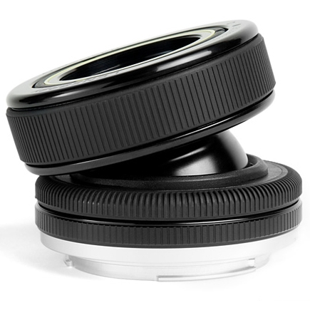LENSBABY Composer Pro Double Glass pro Pentax