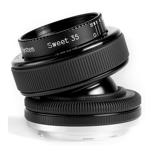 LENSBABY Composer Pro Sweet 35 pro Sony A