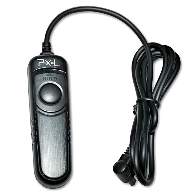 PIXEL spoušť kabelová RC-201/E3 pro Canon 1300/760/80D,G1X/5X,SX60, Pentax