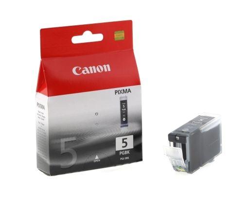 CANON Náplň PGI-5BK Pigment Twin Pack