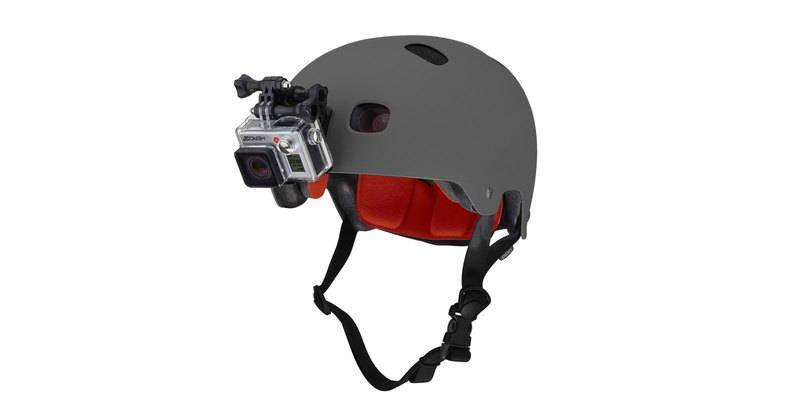 GOPRO Helmet Front Mount - držák k uchycení na helmu