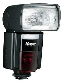NISSIN Di866 Mark II Speedlite pro Canon