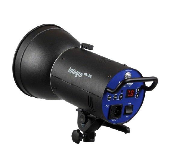 HENSEL Integra Mini 600 KIT 2x 300Ws zábleskové světlo + příslušenství